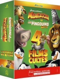 integrale-madagascar-edition-speciale-fnac-blu-ray-dreamworks-animation