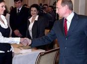 RUMEUR JOUR. Suisse: Poutine serait papa d'une petite fille Tessin