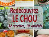 Sortie version papier Redécouvrez chou recettes, variétés