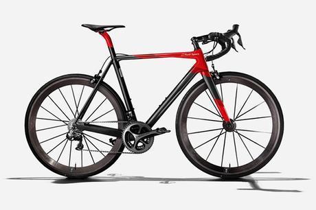 Le vélo d'Audi Sport