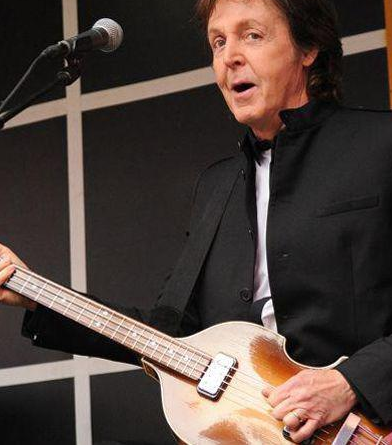 Paul McCartney enfin en concert en France