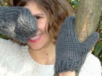 Les moufles de la triconaute
