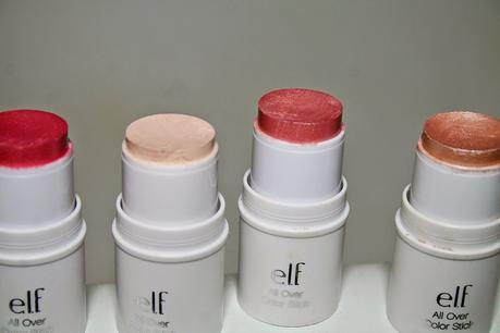 Test : Les All Over Color Stick d'ELF