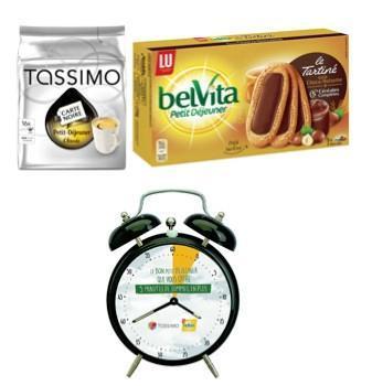 Concours Tassimo-Belvita
