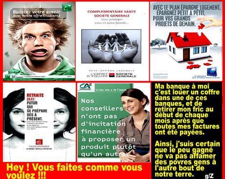 OXFAM : Banques : Investir sur la Faim !