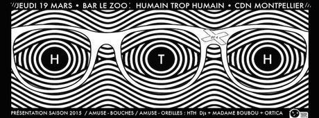 Agenda culturel de Witz Montpellier : Du lundi 16 mars au dimanche 22 mars