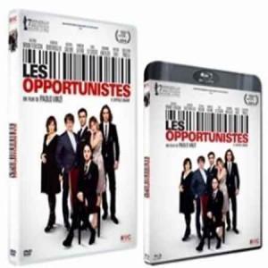 Les Opportunistes, en DVD le 7 avril
