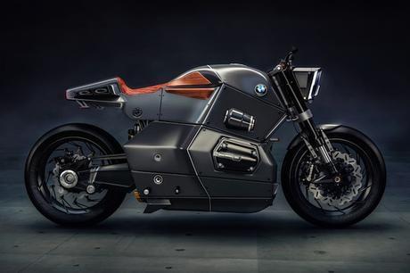 BMW Urban Racer, la bête des routes