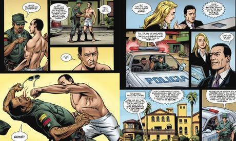 kingsman comics film