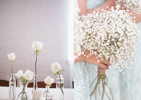 Un mariage moderne…en blanc !
