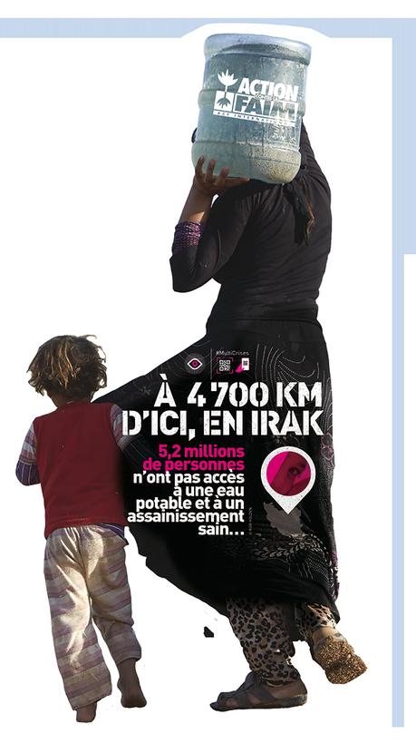 Journée Mondiale de l'Eau : la crise irakienne s'invite en France