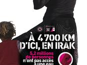 Journée Mondiale l'Eau crise irakienne s'invite France