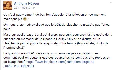 les curieux administrateurs d'un groupe #M6R sur facebook… un exemple de #confusionnisme politique concret.