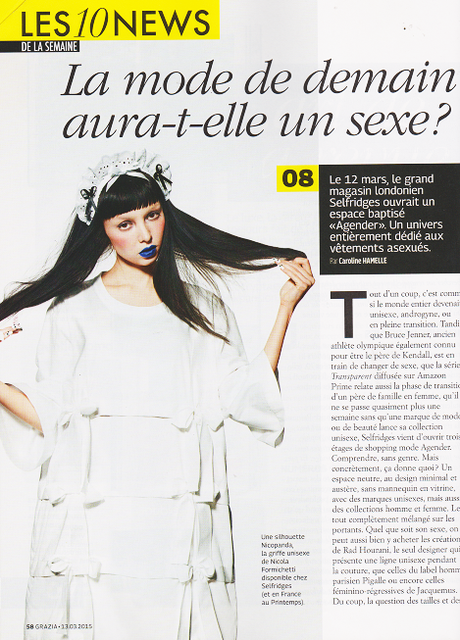 Grazia & Voices