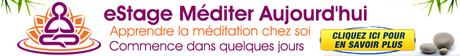 Méditer Aujourd'hui Stage