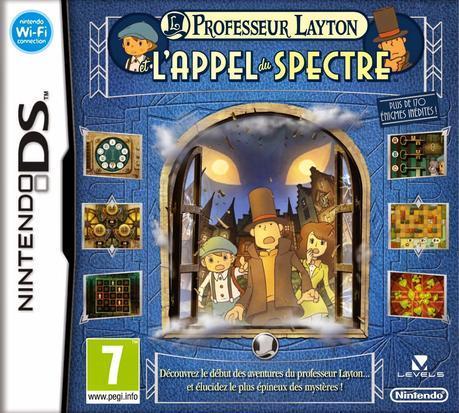 Mon jeu du moment: Professeur Layton et l'appel du spectre