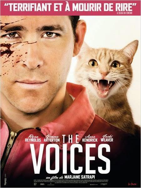 Cinéma The Voices / Horseman