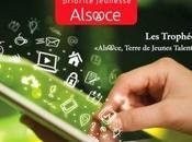 Trophées Alsace, Terre Jeunes Talents 2014 Marie-Charlotte Morin, doctorante biologie, récompensée