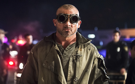 Dominic Purcell aka Heatwave rejoint le nouveau spin-off de Arrow et The Flash !