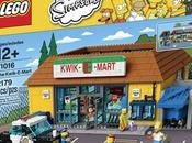 LEGO commercialiser l'épicerie Simpson