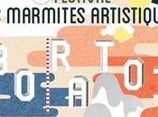 Festival Marmites artistiques édition avril