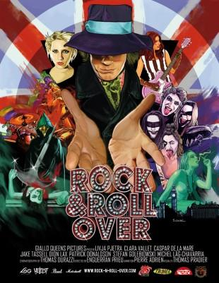 [News] Rock N Roll Over : A Story Of The Giallo Queens : le film complètement fou !