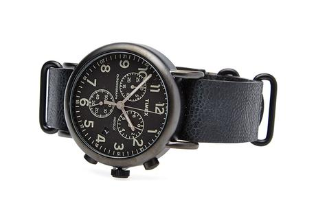 TIMEX X END. – EXCLUSIVE WEEKENDER CHRONO OVERSIZED WATCH