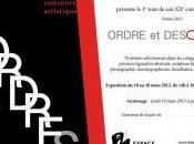 Espace Christiane PEUGEOT Ordres Désordres Mars 2015