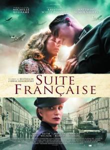 Jeu-concours Suite Française, des places de ciné à gagner !