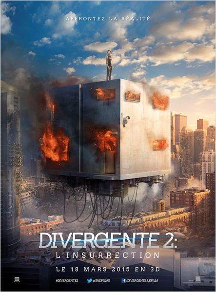 [critique] Divergente 2 : l'Insurrection