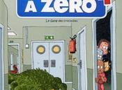 Boule zéro gang crocodiles Serge Ernst & Zidrou