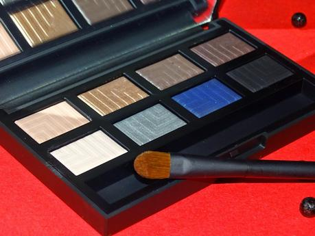 Tapis rouge pour la palette Dual-Intensity de Nars. So NARSissist ! [Revue.Swatchs.Make-up]