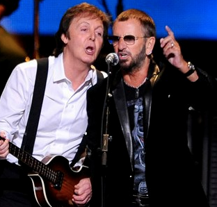 Paul McCartney introduira Ringo Starr au Rock and Roll Hall of Fame
