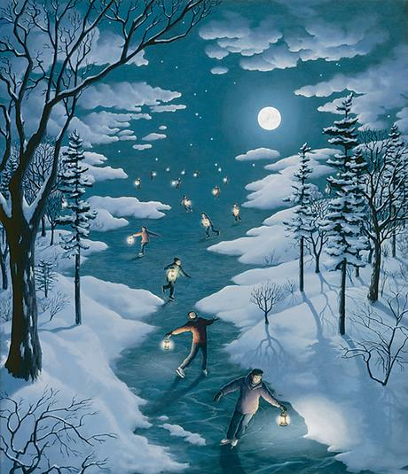 Rob Gonsalves - Imagine a day - supapanda (24)