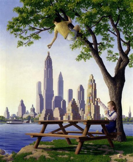 Rob Gonsalves - Imagine a day - supapanda (29)