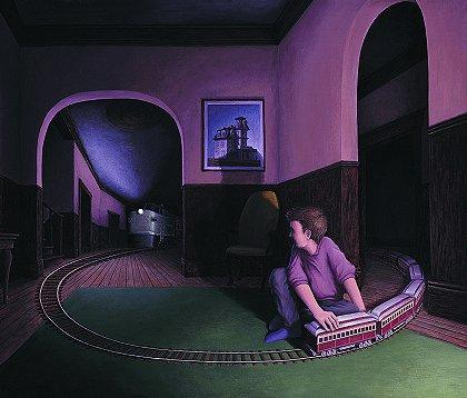 Rob Gonsalves - Imagine a day - supapanda (23)