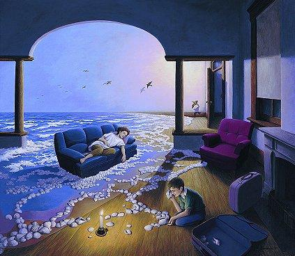 Rob Gonsalves - Imagine a day - supapanda (11)