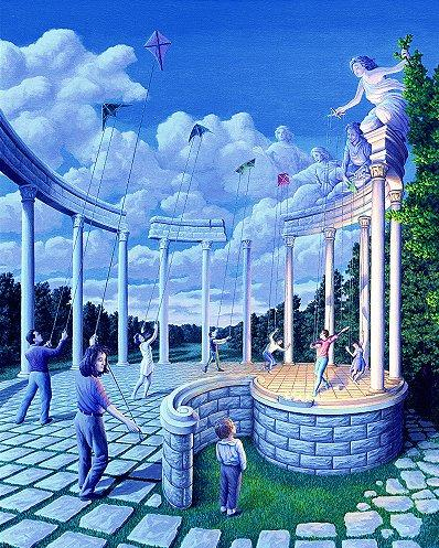 Rob Gonsalves - Imagine a day - supapanda (13)