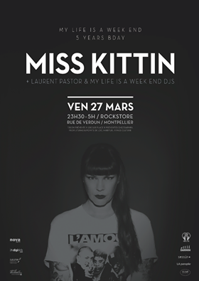 My life is a week end - Witz Montpellier