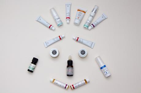Miniatures de cosmétiques