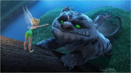 [Avant-Première] La fée Clochette et la créature légendaire, tolérante fabulette