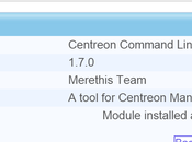 Importer exporter configuration avec Centreon CLAPI