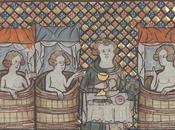 L'hygiène Moyen Age, tous bain savon fait peau douce
