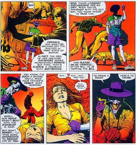 les polémiques et les comics