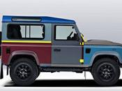 Land Rover defender sauce Paul Smith