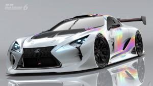 Conduisez l'Alpine Vision Gran Turismo dans Gran Turismo 6 !