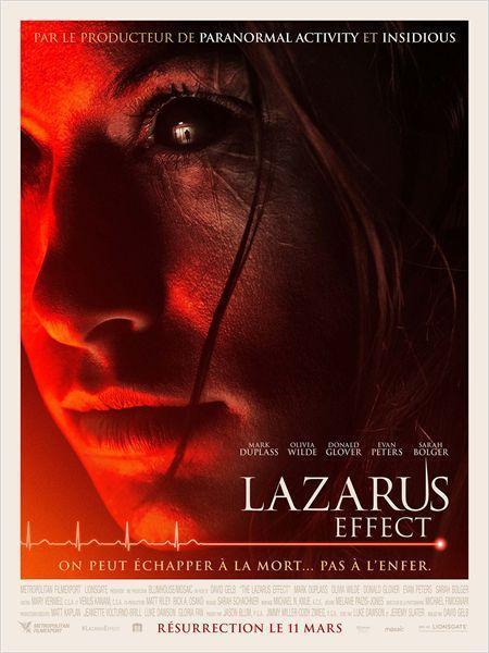 Lazarus Effect, l'horreur placébo