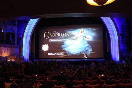 Cendrillon au Grand Rex