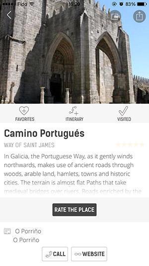 La région galicienne de Rías Baixas lance son application mobile officielle propulsée par mTrip