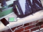 chargeur solaire pour iPhone Plus